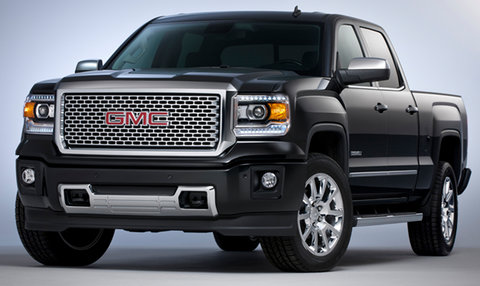 GMC-luxury-truck