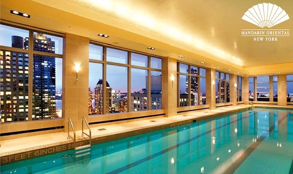 New York Luxury Hotel And Condo Pools Are Available To All For A Price The Luxury Post