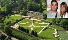 Robbie Williams – Sells His Luxury Mansion on SALE!