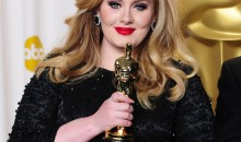 Adele indulges in a little luxury with her family