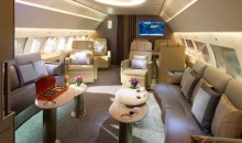 Emirates Executive is the latest luxury private jet
