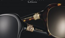18ct gold Bvlgari Le Gemme now available at Fashion Eyewear