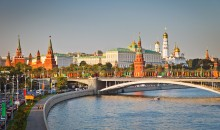 Top 5 Luxury Hotels in Moscow