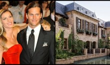 A peek at Tom Brady and Gisele Bündchen's French chateau in LA