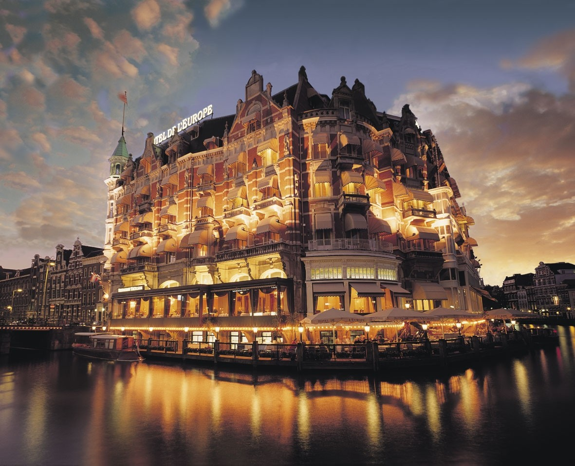 Top 5 luxury hotels in amsterdam the luxury post for Design hotels amsterdam