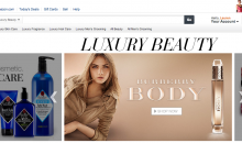 Amazon launches Luxury Beauty
