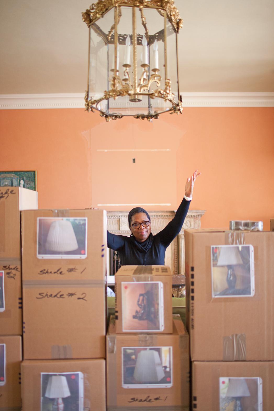 Oprah Winfrey auction