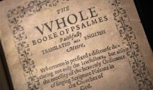 Bay Psalm book is most expensive printed book at $14M