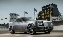Rolls-Royce combines history and luxury with the  Bespoke Chicane Phantom Coupe
