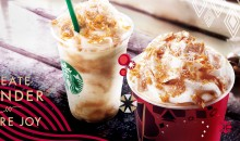 Starbucks $450 limited edition rose gold card sold out in seconds