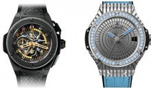 Hublot's latest limited edition watches are truly luxurious