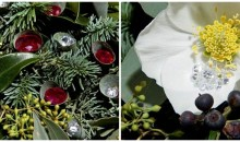 Most expensive Christmas wreath revealed!