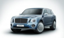 Confirmed: 2016 Bentley SUV