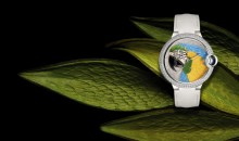 Cartier's limited edition Floral Marquetry Parrot watch is a combination of luxury, art and innovation