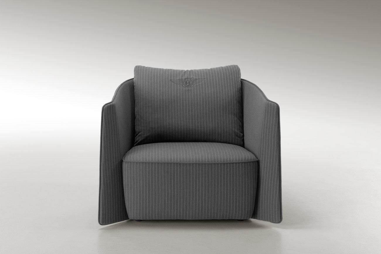 New Pieces Of Bentley Luxury Furniture Debuts In Paris