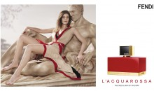 Fendi's L'Acquarossa Red Essentials perfect for Valentine's Day