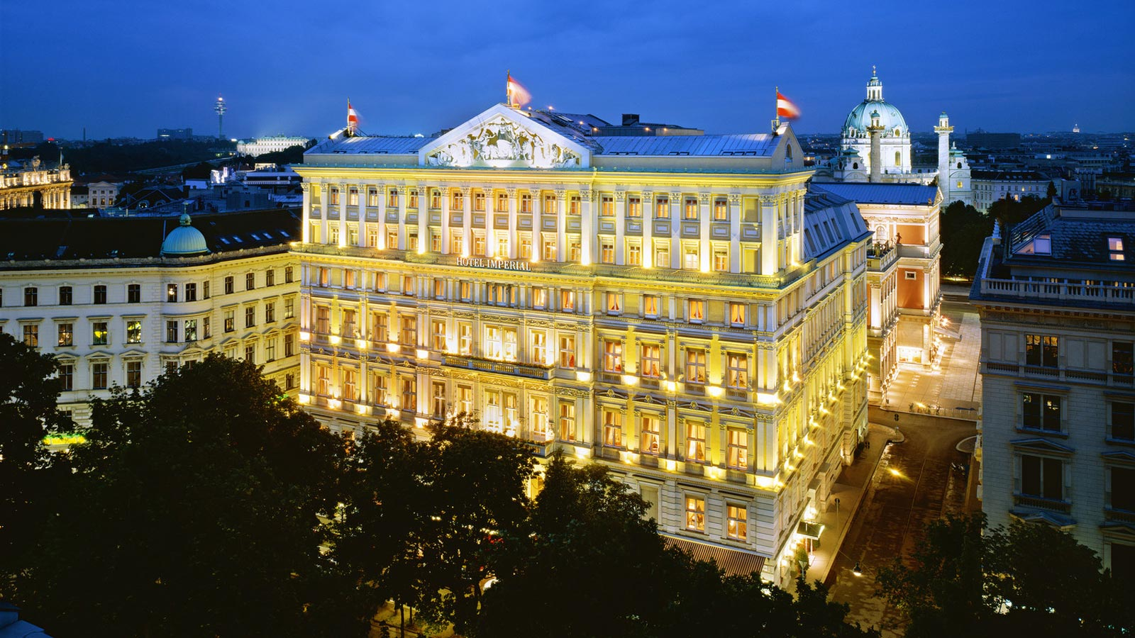 top 5 luxury hotels in vienna the luxury post
