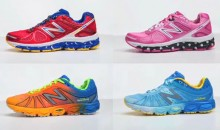 Disney and World Balance come out with 4 limited edition running shoes