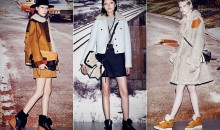 Coach Stressed American Luxury with its Autumn/Winter 2014 Collection