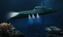 Take love and romance to a whole new level with a $570,000 stay at a luxury submarine