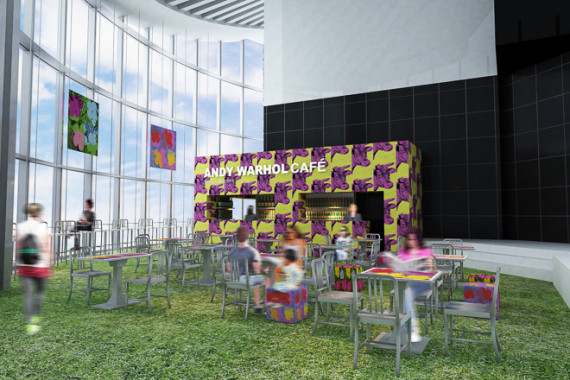 Andy-Warhol-Pop-up-Cafe-Opens-Tokyo-07-570x380