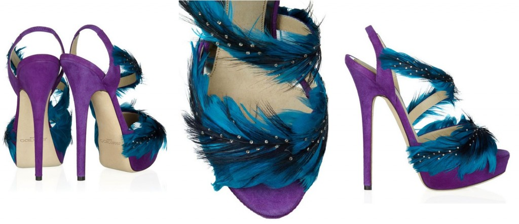 """the iconic """"Carrie Bradshaw Jimmy Choo"""""""