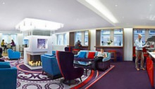 Virgin Money Lounge: where banking meets style