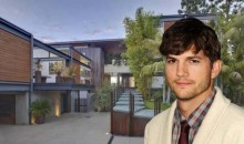Soon to be daddy Ashton Kutcher lets go of bachelor pad for $12M