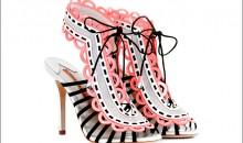 Sophia Webster Shares Shoes