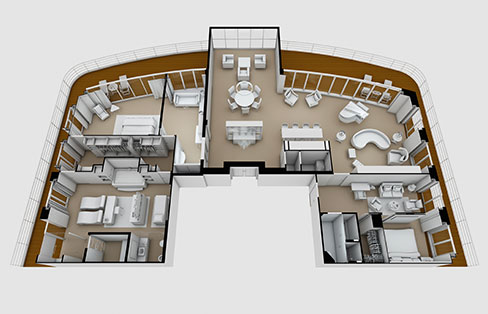 Regent Suite Overview