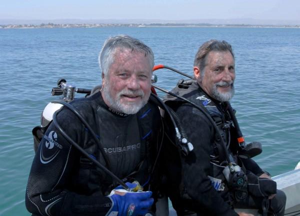 Aurora's Founders - Craig Mullen & Ian Koblick