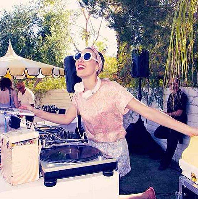 DJ Mia Moretti - Coachella 2014
