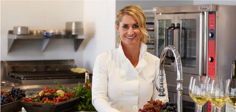 Chef Kelly Wangard