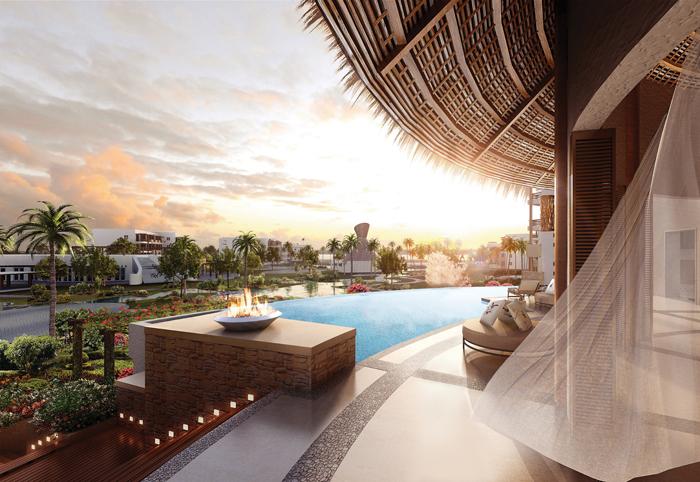 Secrets Akumal Riviera Maya Lobby