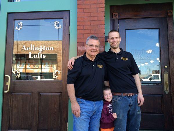 Father, Son, & Grandson