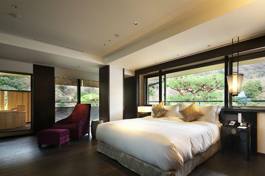 Residential Corner Suite - Suiran Bedroom
