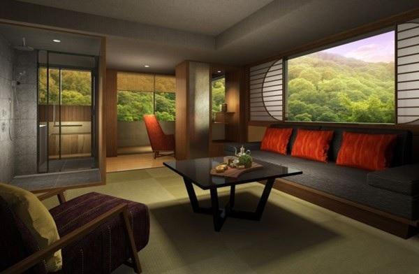 Suiran Suite Living Area (Rendered)