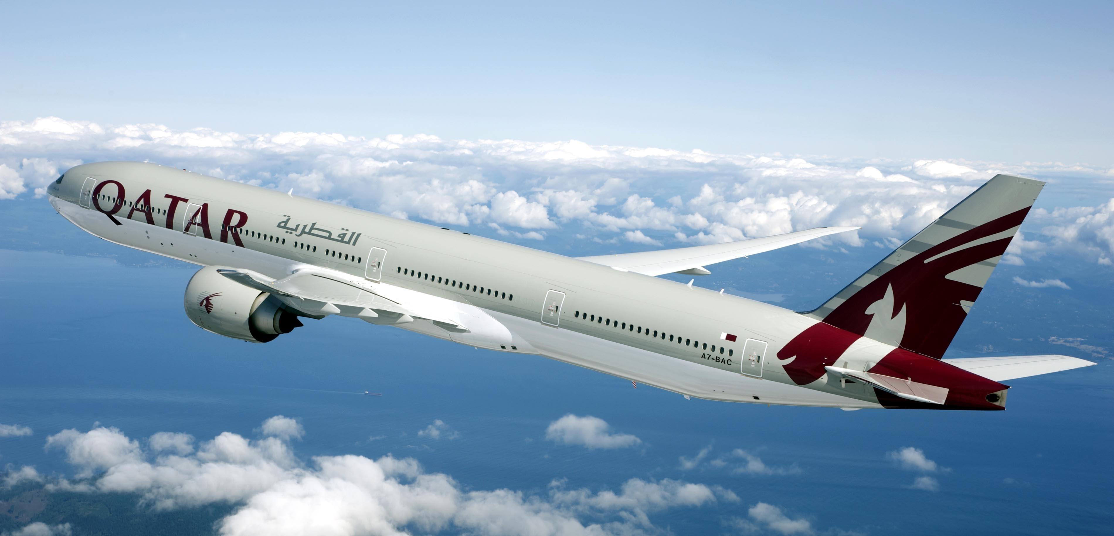 Qatar airways is soaring luxury the luxury post qatar airways1 stopboris Choice Image